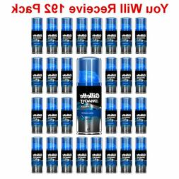 192x Gillette Mach3 Extra Comfort Shave Gel Shaving Cream Tr