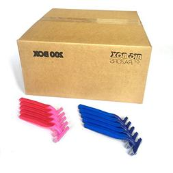 200 Box His & Her Combo Pack of Blue & Pink Bulk Wholesale D