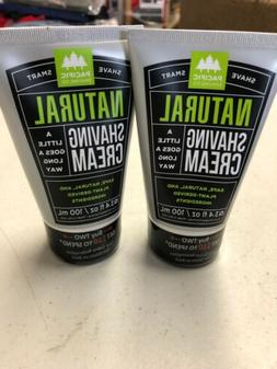 Pacific Shaving Company Natural Shave Cream 3.4oz  FREE SHIP