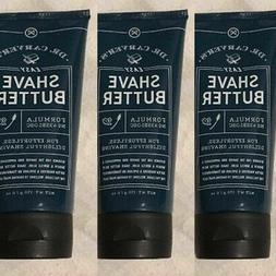 3 PACKS Dr. Carver's Easy Shave Butter 6oz Dollar Shave Club