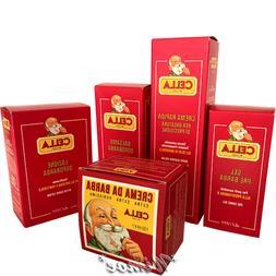 Cella Milano 5 Pcs Kit Value Pack Shaving System Balm Gel Lo
