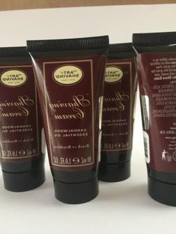 6  The Art of Shaving  Shaving Cream Sandalwood Essential O