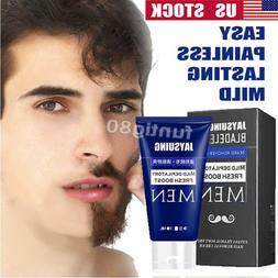 60ml Men Hair Removal Cream Painless Razorless Shaving Beard