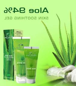 Nature Secrets 94% Pure Aloe Vera Skin Soothing Gel After Sh