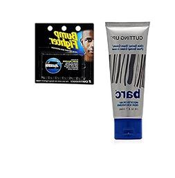 Barc Cutting Up, Unscented Shave Cream, 2 Oz + Bump Fighter