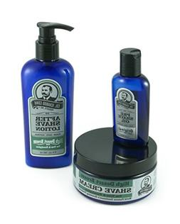 Colonel Conk 3 piece All Natural shaving kit - High desert B