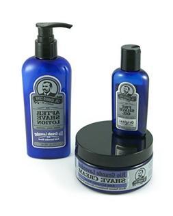 Colonel Conk 3 piece All Natural shaving kit - Rio Grande La