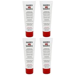 Cremo Cream 3 oz. Travel Tube :-: 4 Pack Value