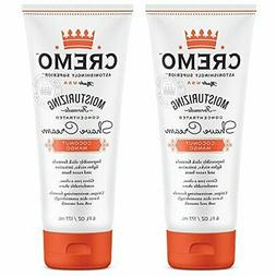 Cremo Moisturizing Shave Cream, Astonishingly Superior Shavi