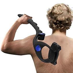 Detachable Back Hair Shaver For Men & Women Pro 2.0 Plus - H