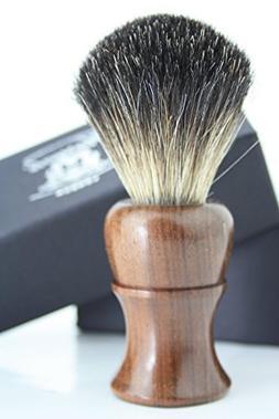 Haryali London BRAND NEW - 100% PURE BADGER HAIR SHAVING BRU