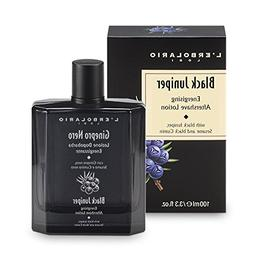 L'ERBOLARIO Energising Aftershave Lotion Black Juniper 3.38