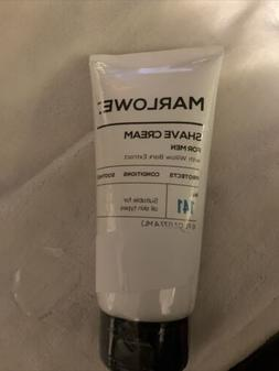 MARLOWE. No. 141 Men's Shave Cream 6 oz | Natural Shea Butte