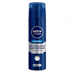 Nivea For Men Extra Moisture Shaving Foam - 200 Ml
