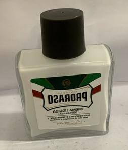 Proraso: Refreshing and Invigorating Aftershave Lotion