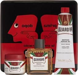 Proraso Vintage Prima Dopo Tin Gift Set, Moisturizing and No