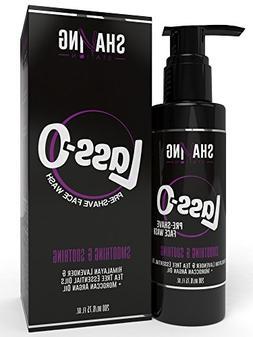 Shaving Station - Face Wash Cleanser - Himalayan Lavender, T