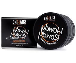 Shaving Station - Shaving Cream - Rich natural oil based Vet