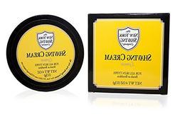 The New York Shaving Company Lemon Shaving Cream 4 oz