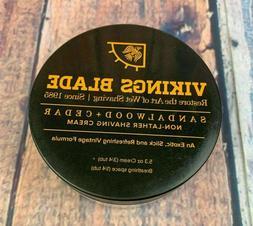 VIKINGS BLADE Luxury Non-Lather Foaming Shaving Cream