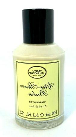 The Art Of Shaving After Shave Balm Unscented ~ 3.3 oz ~