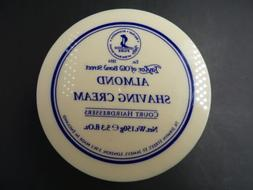 Taylor of Old Bond Street Almond Shaving Cream, 5.3 oz