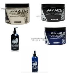 Alpha gel,Pomade ,matt clay ,shaving gel ,after shave new -p