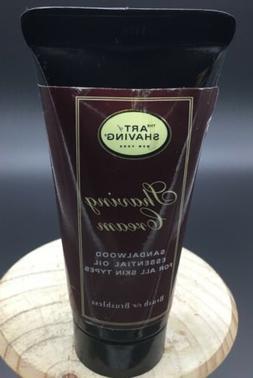 Art Of Shaving Shaving Cream Sandlewood Essential Oil 1 Oz T