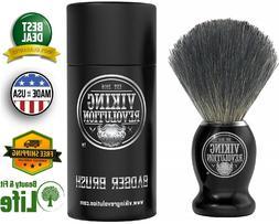 BADGER HAIR SHAVING BRUSH Shave Brush for Wet Shave Using Sh