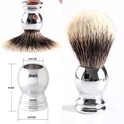 Hercules 100% Pure Badger Shaving Brush- Engineered for the