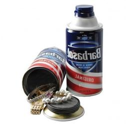 Barbasol Shaving Cream Safe Can - High Quality - Diversion S