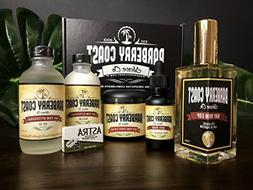Bay Rum Shaving & Cologne Box Gift Set - Includes EdP Cologn