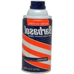 Barbasol Beard Buster Shaving Cream, Thick & Rich, Original