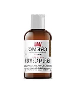Cremo Beard and Face Wash -- Bourbon