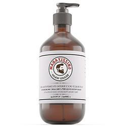 GRIZZLY ADAM Beard Wash - A Gentle Beard Shampoo Large 200ml