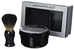 Taylor of Old Bond Street Black Pure Badger Shaving Brush an