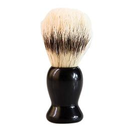 MagiDeal Fashion Best Pure Bristles Shaving Brush and Plasti