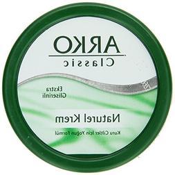 Arko Classic Natural Cream, 100 Gram by Arko