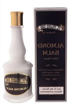 Col. Conk Men's ALMOND after SHAVE balm LOTION NEW by Colone