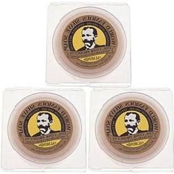 Col. Conk World's Famous Shaving Soap, Almond * 3 - Pack * E