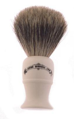 Colonel Conk Model 850 Deluxe Pure Badger Shaving Brush, Lat