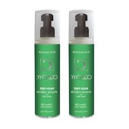 Coochy Rash Free Shave Crème, Naked Silk Green Tea - 8oz. P