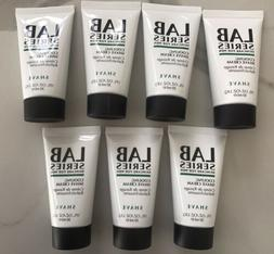 LAB SERIES cooling shave cream travel size 30 ml 1 oz EACH X