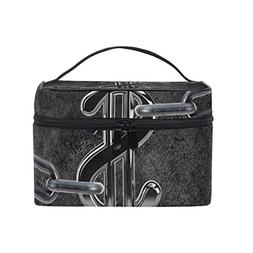 MaMacool Creative Design The Dollar Cosmetic Bags for women