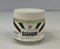 Proraso Crema Pre Barba Pre-Shaving Cream 3.6oz / 100 ml