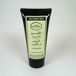 The Art of Shaving Creme a Raser Shaving Cream 1 OZ Travel S