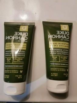 Duke Cannon Superior Grade Shaving Cream for Men - 6 oz.