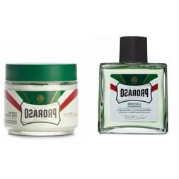 Proraso Eucalyptus&Menthol Set / Pre-Shave Cream150ml / Afte