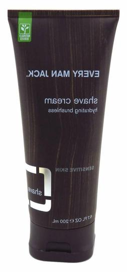Every Man Jack Shave Cream 6.7oz Fragrance-Free