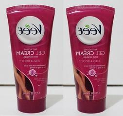 Veet Fast Acting Gel Cream Hair Remover for Legs & Body